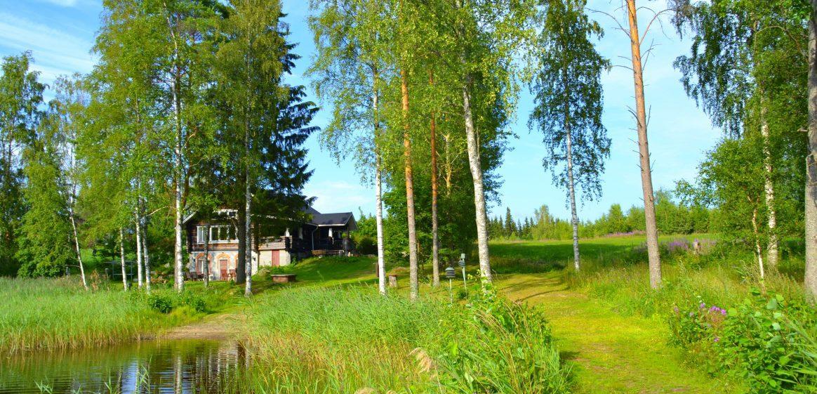 Cabin ukko-metso Finland